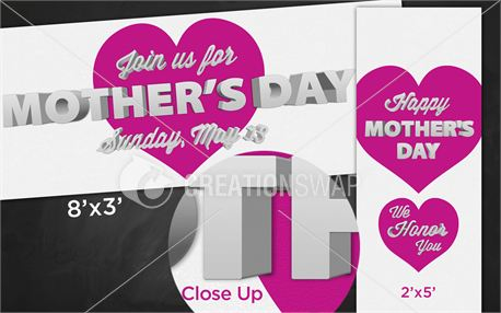 Mother's Day   Banners (14092)