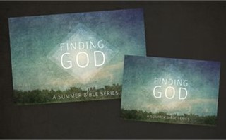 Finding God Postcards