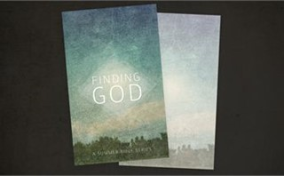Finding God Invite Cards