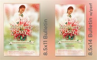 Mothers Day Church Bulletins