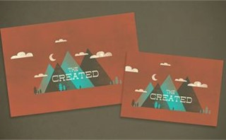 The Created - Postcards