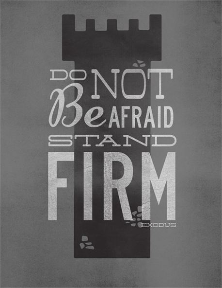 Stand Firm (14753)