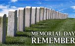 Memorial Day Gravestones (14754)