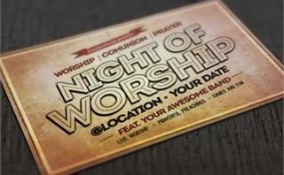 Night of Worship Series
