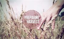 Preparing the harvest