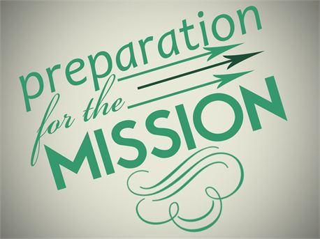 Preparation for the Mission (15690)