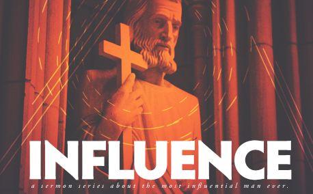 Influence Series Postcard (15834)