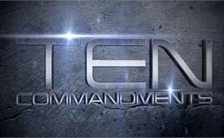 Ten Commandments Motion Title