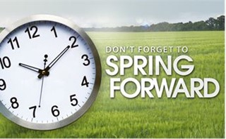 Spring Forward Slide