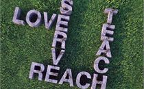Love, Serve, Reach and Teach
