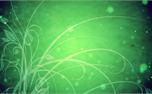 Green Worship Background (16921)