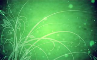 Green Worship Background