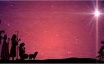 Shepherds Christmas Background (17070)