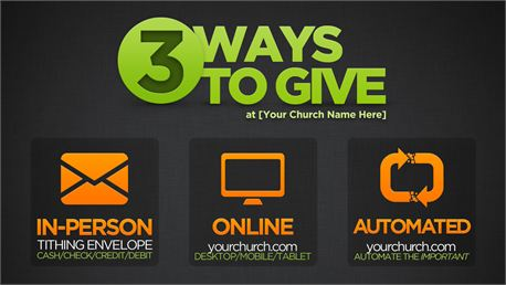 3 Ways to Give (17084)