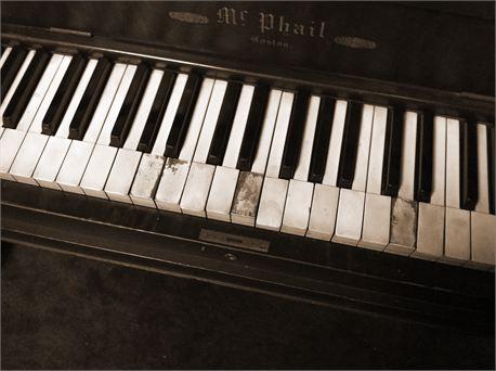 Old Piano Keys (17110)