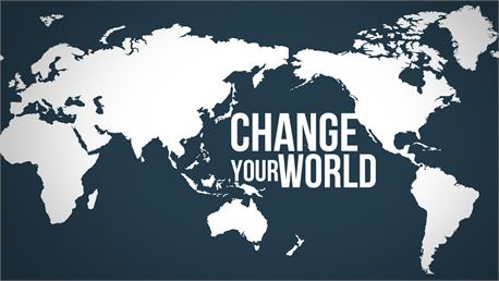 Change Your World (17166)