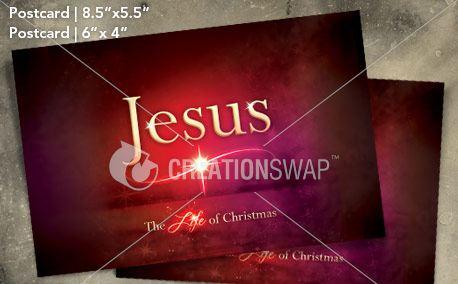 Jesus, the Life of Christmas  (17186)