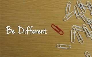 Be Different (Sermon Graphics)