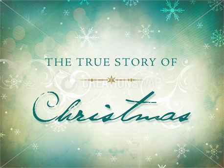 The True Story of Christmas  (17533)