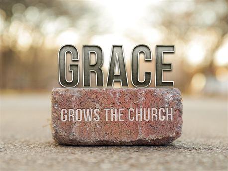 Grace Grows the Church (17781)