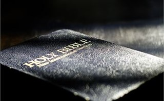Holy Bible - Vertical
