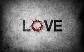 Love and crown of thorns