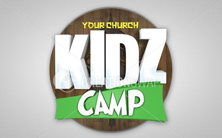 Kidz Camp Logo (18276)