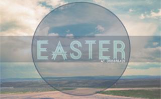 Easter Postcard/Slide