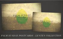 Palm Sunday Postcards