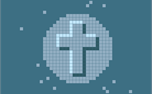 Pixel Cross (18879)