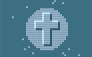 Pixel Cross