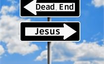 Dead end and Jesus