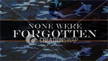 None Were Forgotten (19152)
