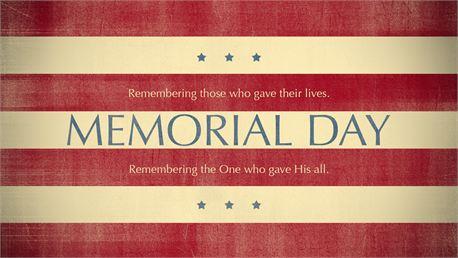 Memorial Day (19769)