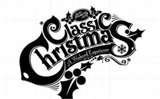 Christmas Logo Crest