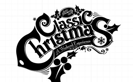 Christmas Logo Crest (19770)