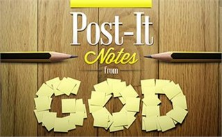 Post-It Notes from God Series