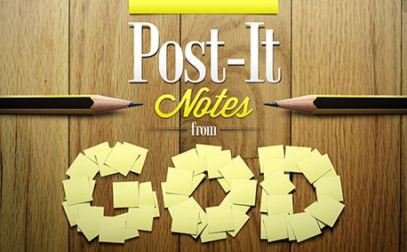 Post-It Notes from God Series  (19776)