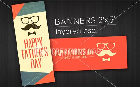Father's Day Banner (19860)