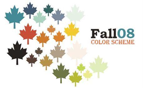 Fall08 color scheme (2050)