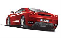 Ferrari Illustrated
