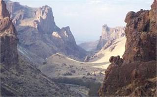 Succor Creek Canyon