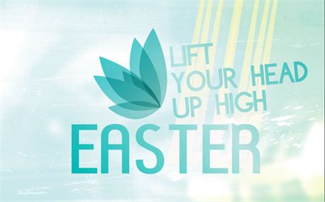 Easter |Lift your head up high (2725)