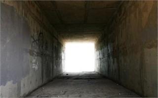 grunge tunnel