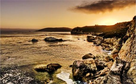 Northern Coast Sunset1 (2986)