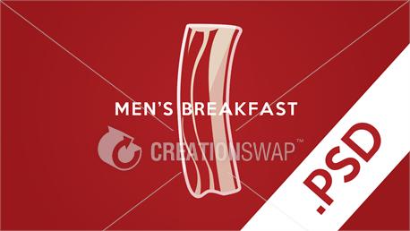 Men's Breakfast(HD) .Psd  (20072)