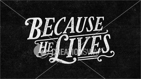 Because He Lives (bundle) (20078)