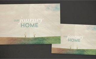 Our Journey Home - Postcards