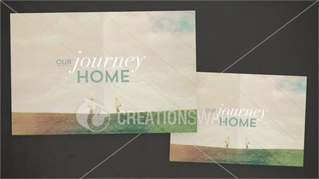 Our Journey Home - Postcards (20587)