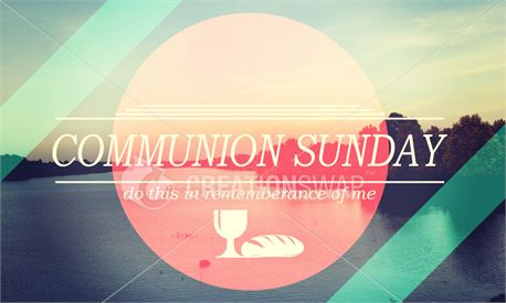 Communion Sunday (20751)